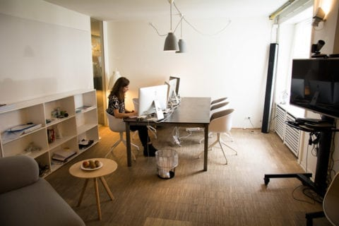 Nice, private offices for 1-6 people at Republikken coworking and office building at Vesterbrogade