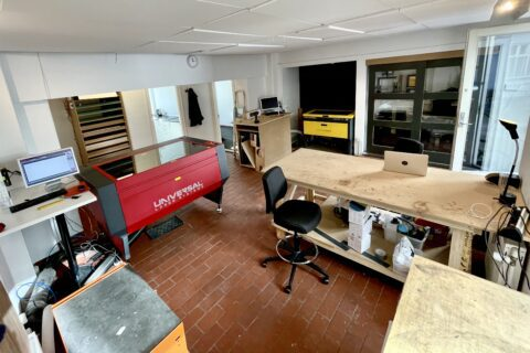 Republikken Create coworking and Maker space