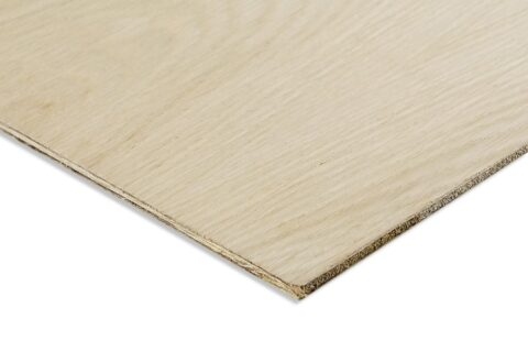 Oak material for laser cutting